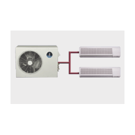 Dual Zone - Heat Pump