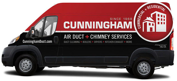 Cunningham Duct Cleaning in Long Island New York